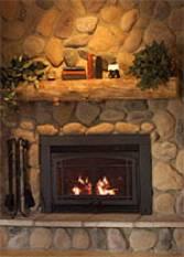Fireplace Insert Gas Fireplace Insert Canada Lennox Gas